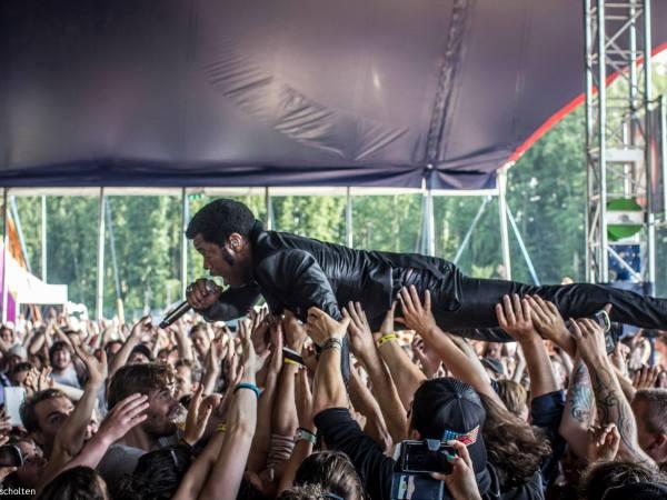Metropolis Festival Pre-party - 2 juli 2016 - Rotown, Rotterdam