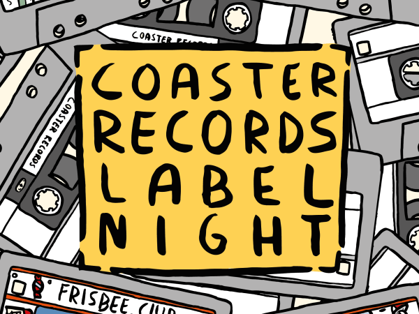 Coaster Records Label Night - 2 september 2016 - Rotown