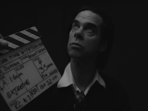 Nick Cave: One More Time, With Feeling - 11 dec 2016 - Kino