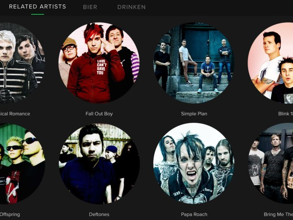 Welcome To The Black Parade - Rotown's Related Artists