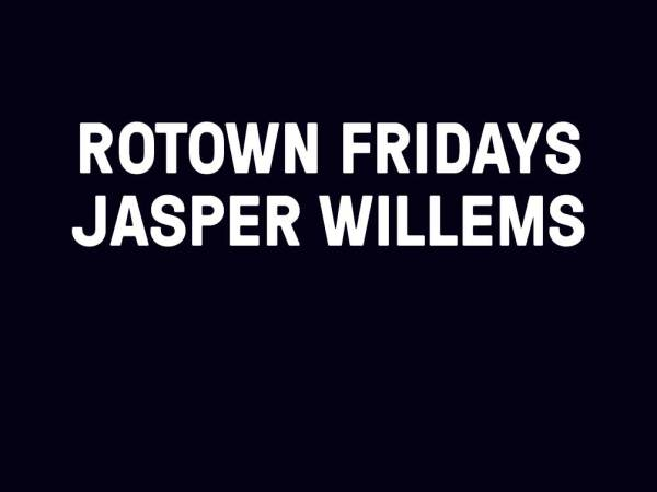 Rotown Fridays - 17 augustus - Jasper Willems