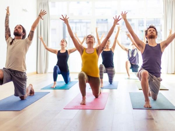 Yoga at Rotown - 11 augustus 2018 - Rotown, Rotterdam