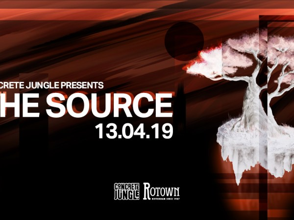 The Source - UK Garage & Bass House - 13 april 2019 - Rotown, Rotterdam