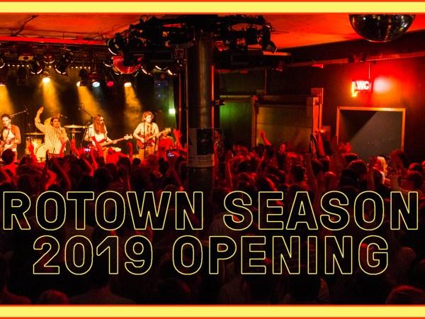 Season 2019 Opening