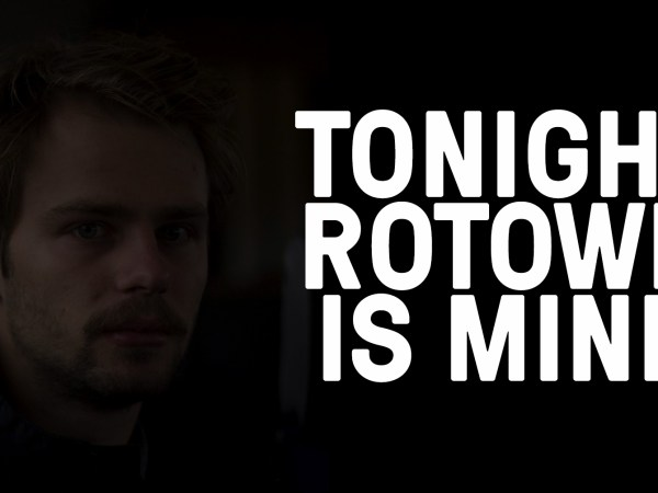 Tonight Rotown is Mine: Max