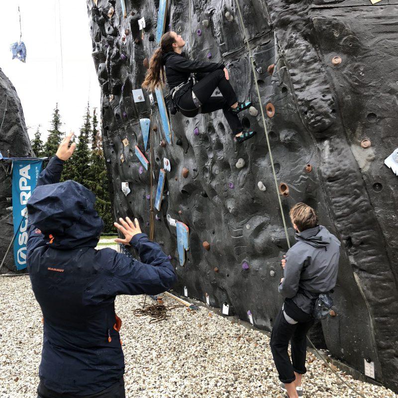 Valtraining | Klimcentrum Monte Cervino