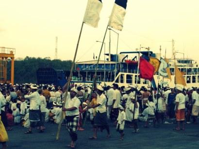 Barong-Zeremonie