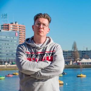 Danny Koring, Daniel den hoed fonds, Rotterdam, Rotterband, mr Rotterdam, Rotterdam armband, Rotterdamse armband, Rotterdam souvenir