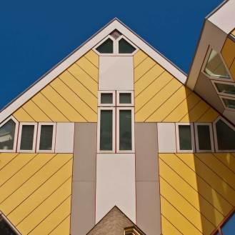 Rotterdam-Kubuswoningen
