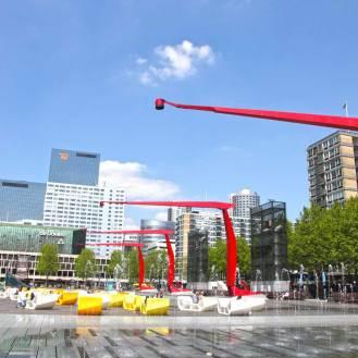 Rotterdam-Schouwburgplein