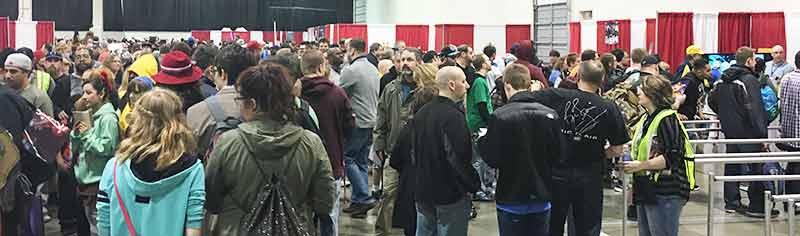 Comicon Detroit draws a crowd