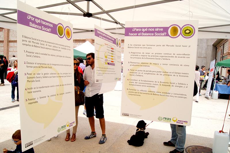 Carteles Mercado Social