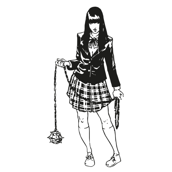 Kill Bill: Gogo Yubari