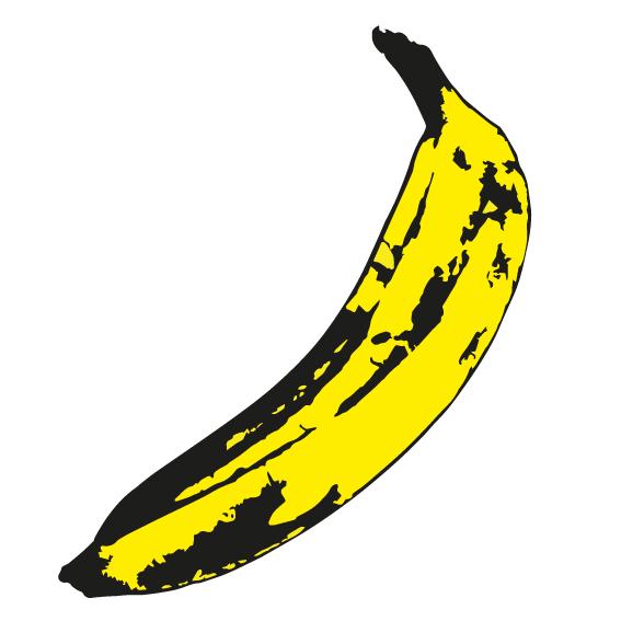 Plátano Velvet Underground