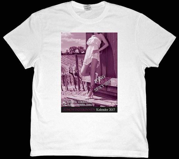 Jungwinzerinnenkalender T-Shirt 2017
