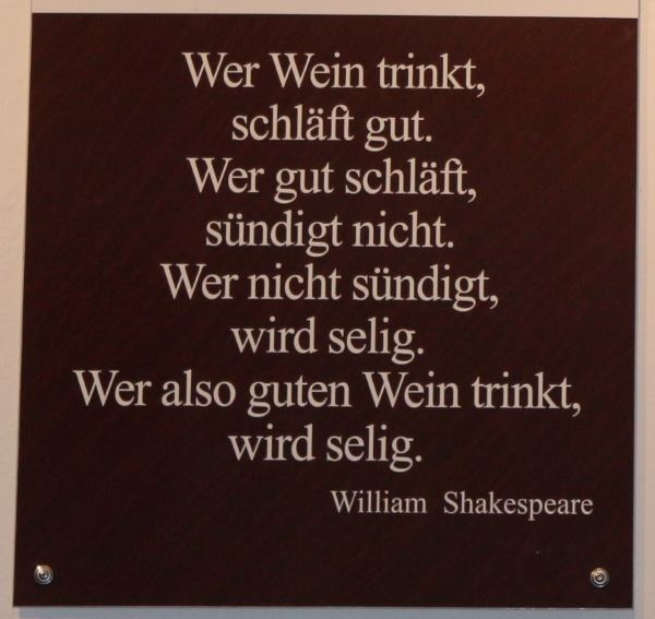Wein, William Shakespeare, Gedicht, Poesie