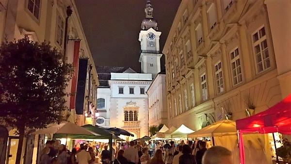 Linz - Wein & Kunst in der Linzer Altstadt