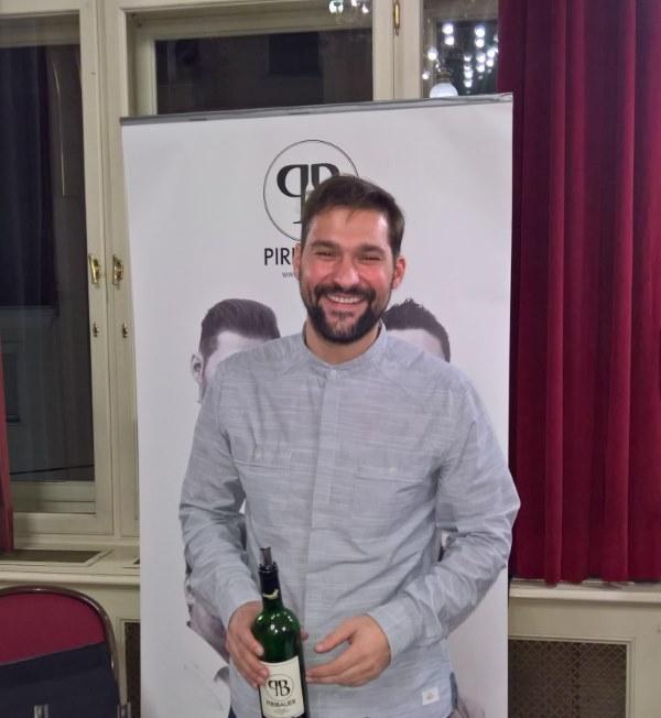 Linzer Weinherbst 2016, Weingut Piribauer
