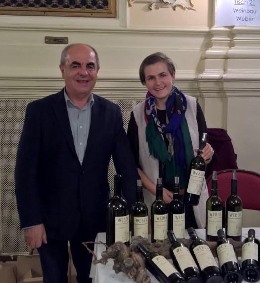 Linzer Weinherbst 2016, Weingut Weber