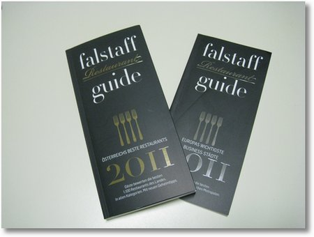 Falstaff Restaurant Guide 2011