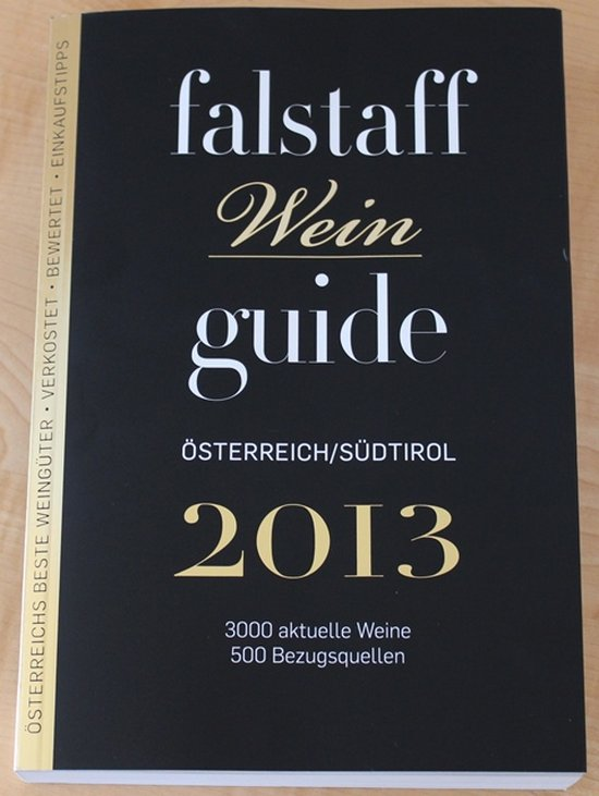 Falstaff Weinguide 2013