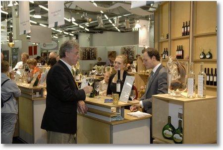 München ForumVini Weinverkostung