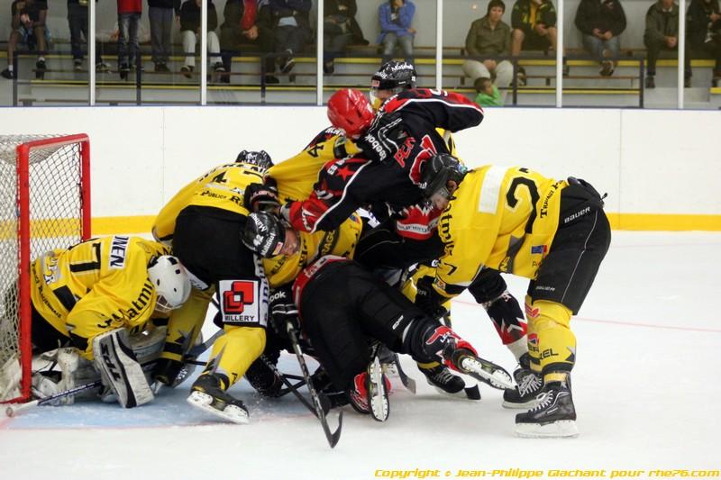 hockey rouen