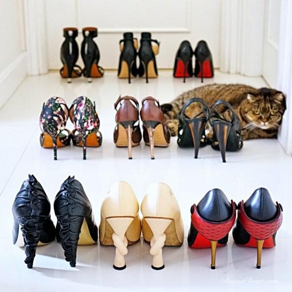 Rouge Closet Staples: Heels