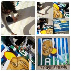Les toiles du concours de peinture à Toulouges 2014