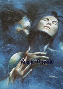 """""""Emotion"""" : Peinture à l'huile de Carole Alexandre"""