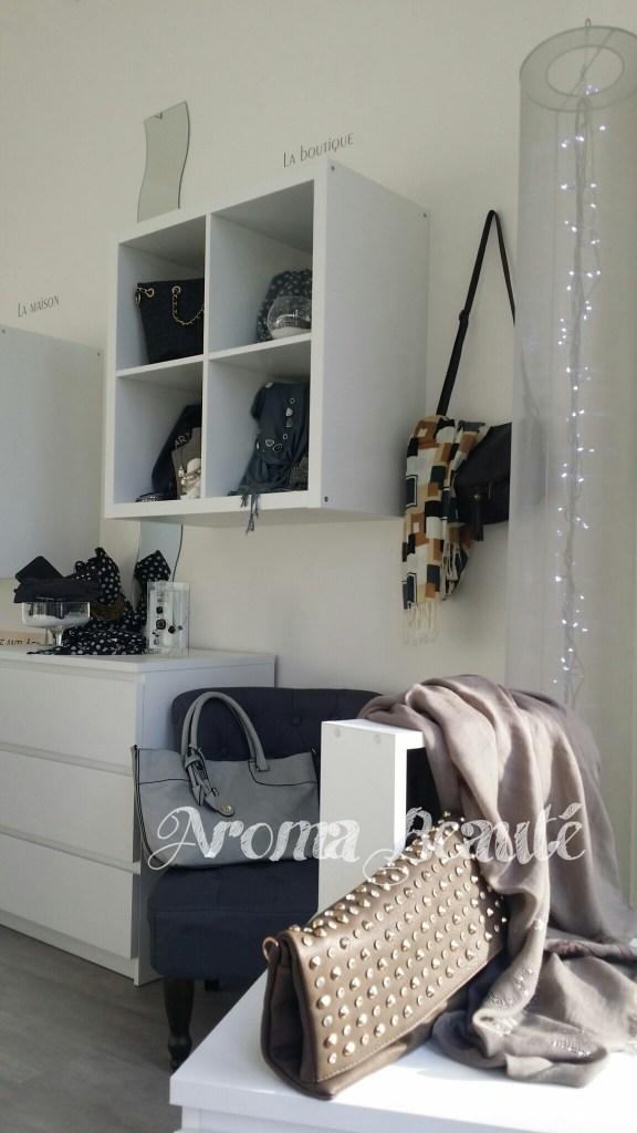 Aroma Beauté : Côté Boutique