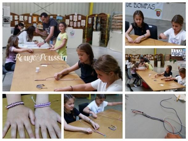 Atelier Bracelet à Bompas