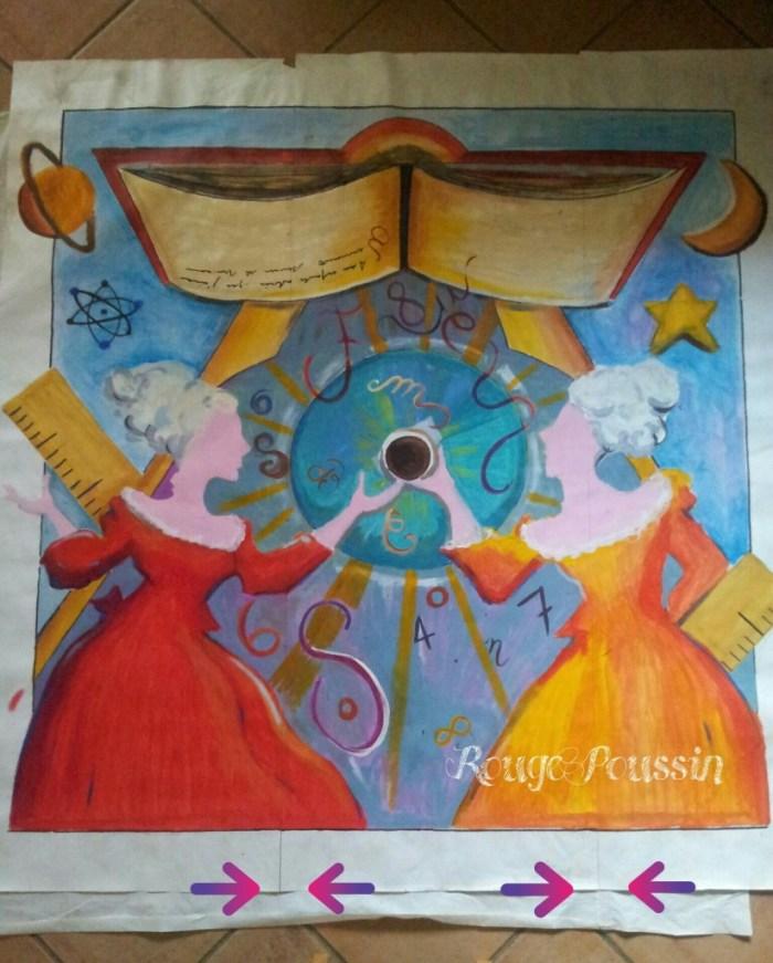 Concours de peinture Toulouges 2012