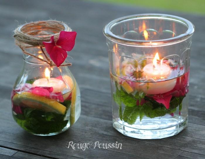 Réaliser des bougies