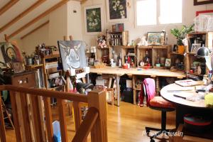 Mon espace atelier