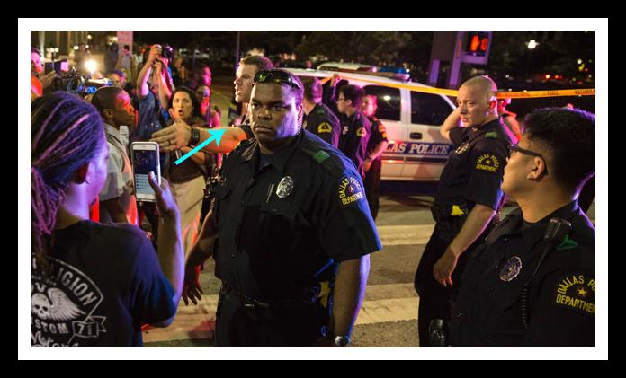Dallas Police Ambush – Rough Diplomacy