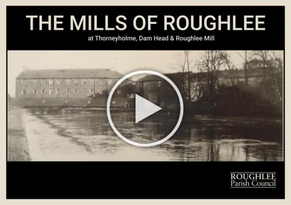 Roughlee Industrial Heritage talk