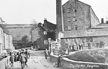 The Old Mill, Roughlee