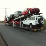 Landytransport