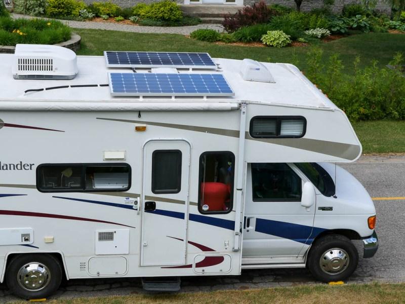 energie panneaux solaires