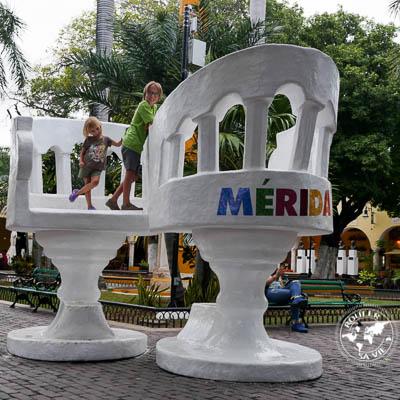 Mérida, culture maya  |  Mérida, Mayan culture
