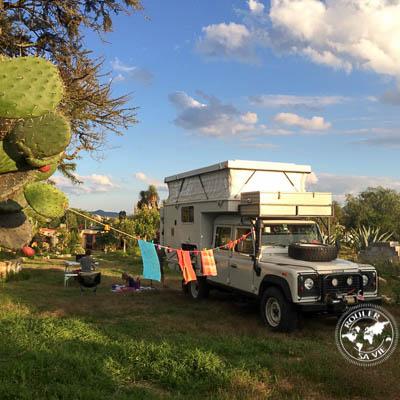 Lenteur de vivre à Pozos |  Taking it slow in Pozos