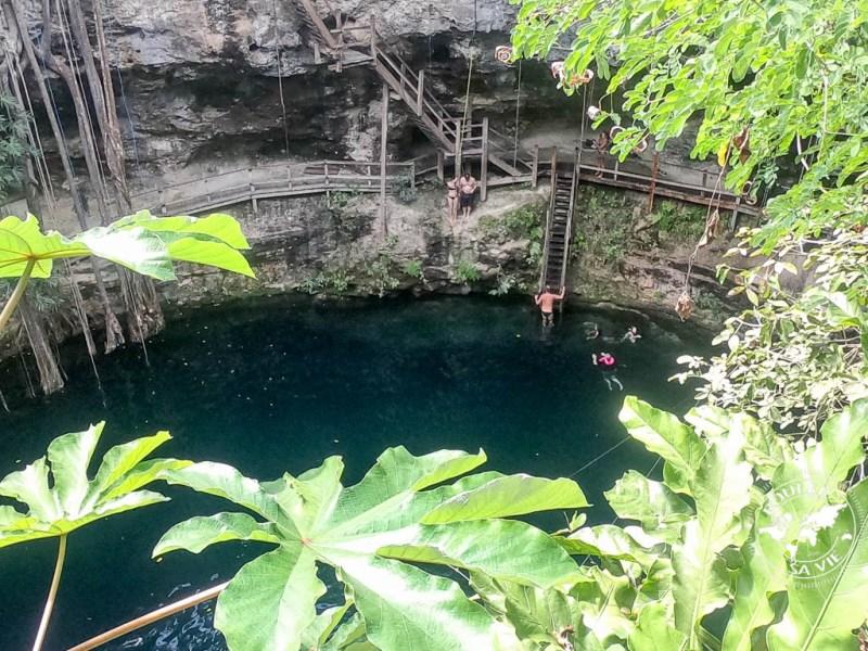 Cenote Ek Balam