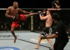 Jon Jones UFC 126 Flying Kick Vs Ryan Bader