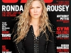 Ronda Rousey UFC 360 Cover