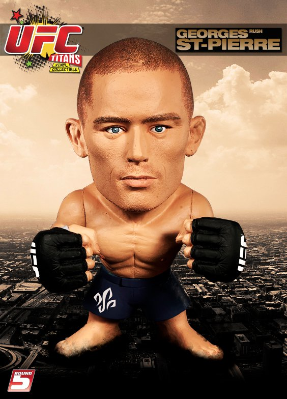 Round5figures 187 Georges Rush St Pierre