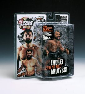 "Andrei ""The Pit Bull"" Arlovski World Of MMA Champions Series 3"