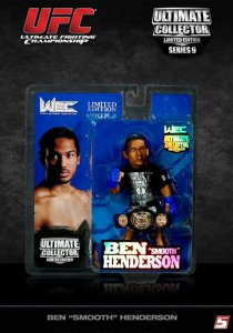 "Benson ""Smooth"" Henderson Ultimate Collectoer Series 9 Limited Edition"