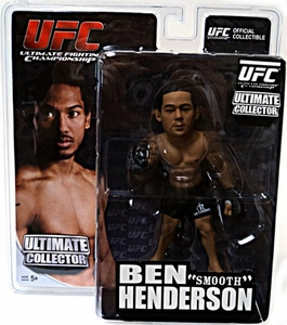 "Benson ""Smooth"" Henderson Ultimate Collector Series 9"