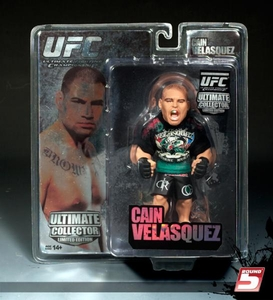 Cain Velasquez Ultimate Collector Series 4 Limited Edition